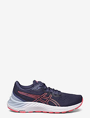Asics - GEL-EXCITE 8 - running shoes - thunder blue/blazing coral - 1