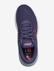 Asics - GEL-EXCITE 8 - running shoes - thunder blue/blazing coral - 3