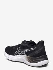 Asics - GEL-EXCITE 8 - running shoes - black/white - 2