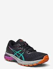 Asics - GT-2000 9 TRAIL - running shoes - black/baltic jewel - 0