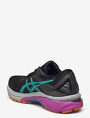 Asics - GT-2000 9 TRAIL - running shoes - black/baltic jewel - 2