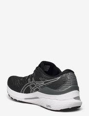 Asics - GEL-KAYANO 28 - running shoes - black/white - 2