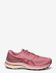 Asics - GEL-KAYANO 28 - running shoes - smokey rose/deep mars - 1