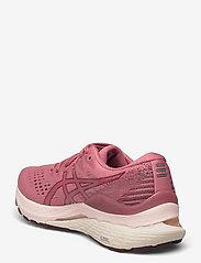 Asics - GEL-KAYANO 28 - running shoes - smokey rose/deep mars - 2