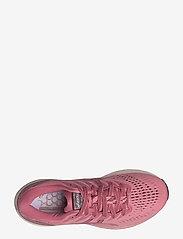 Asics - GEL-KAYANO 28 - running shoes - smokey rose/deep mars - 3