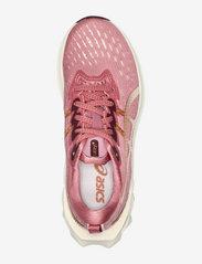 Asics - NOVABLAST 2 - running shoes - smokey rose/pure bronze - 3