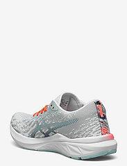 Asics - DYNABLAST 2 - running shoes - white/thunder blue - 2