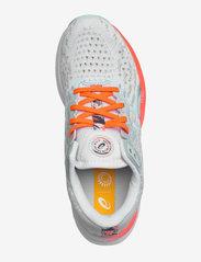 Asics - DYNABLAST 2 - running shoes - white/thunder blue - 3
