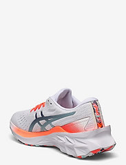 Asics - NOVABLAST 2 - running shoes - white/white - 2