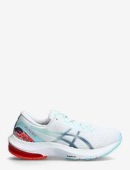 Asics - GEL-PULSE 13 - running shoes - white/grey floss - 1