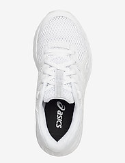 Asics - CONTEND 6 GS - trainingsschuhe - white/white - 3