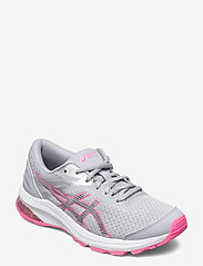 Asics - GT-1000 10 GS - trainingsschuhe - piedmont grey/pure silver - 0