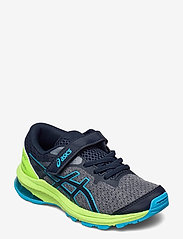 Asics - GT-1000 10 PS - trainingsschuhe - french blue/digital aqua - 0