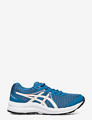Asics - CONTEND 7 GS - trainingsschuhe - reborn blue/white - 1