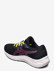 Asics - GEL-EXCITE 8 GS - schuhe - black/hot pink - 2