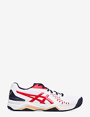 Asics - GEL-CHALLENGER 12 - training shoes - white/classic red - 1