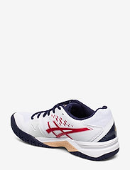 Asics - GEL-CHALLENGER 12 - training shoes - white/classic red - 2