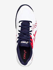 Asics - GEL-CHALLENGER 12 - training shoes - white/classic red - 3