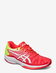 Asics - SOLUTION SPEED FF - tennis shoes - laser pink/white - 0