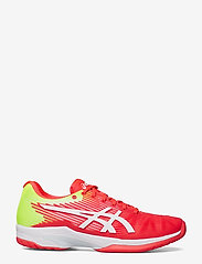 Asics - SOLUTION SPEED FF - tennis shoes - laser pink/white - 1