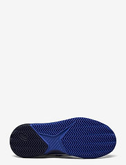 Asics - GEL-RESOLUTION 8 CLAY - ketsjersportsko - white/lapis lazuli blue - 4