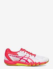 Asics - GEL-BLADE 7 - ketsjersportsko - white/laser pink - 1