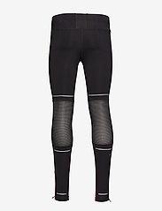 Asics - LITE-SHOW TIGHT - running & training tights - performance black/samba - 1