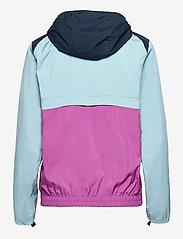 Asics - VISIBILITY JACKET - training jackets - french blue/smoke blue - 1