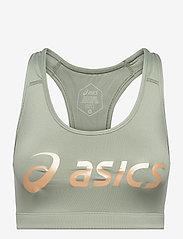 Asics - SAKURA ASICS SPIRAL BRA - sport bras: medium - slate grey - 0