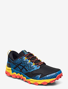 GEL-FujiTrabuco 8 G-TX - buty do biegania - directoire blue/black