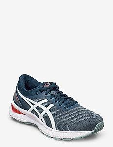 GEL-NIMBUS 22 - buty do biegania - light steel/magnetic blue