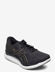 GlideRide - chaussures de course - black/pure gold