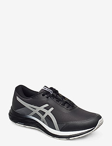 GEL-EXCITE 7 AWL - buty do biegania - graphite grey/pure silver