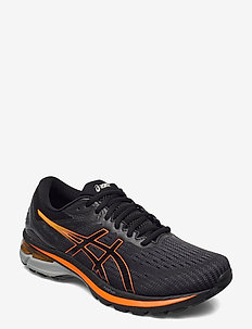 GT-2000 9 G-TX - chaussures de course - black/marigold orange