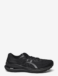 GEL-KAYANO 28 - löbesko - black/graphite grey