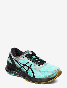 GEL-NIMBUS 21 WINTERIZED - ICE MINT/BLACK