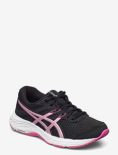 GEL-CONTEND 6 - løpesko - black/pink glo