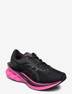 NOVABLAST - løbesko - black/pink glo