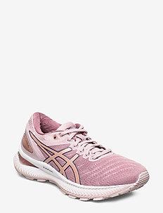 GEL-NIMBUS 22 - running shoes - watershed rose/rose gold