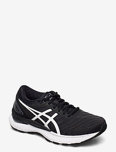 GEL-NIMBUS 22 - buty do biegania - black/white