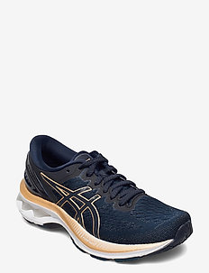 GEL-KAYANO 27 - chaussures de course - french blue/champagne
