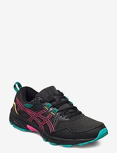GEL-VENTURE 8 - buty do biegania - black/pink glo