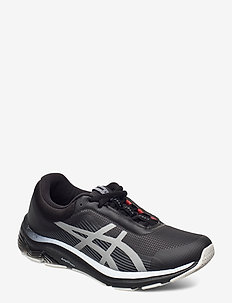 GEL-PULSE 12 AWL - laufschuhe - graphite grey/pure silver