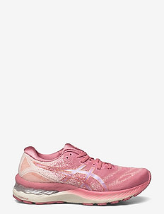 GEL-NIMBUS 23 - running shoes - smokey rose/pure bronze