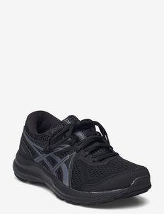 GEL-CONTEND 7 - chaussures de course - black/carrier grey
