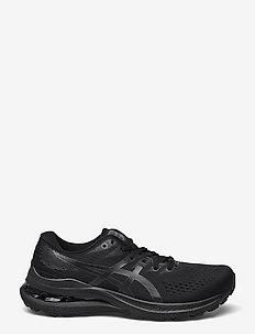 GEL-KAYANO 28 - laufschuhe - black/graphite grey