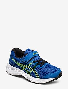 CONTEND 6 PS - training shoes - tuna blue/black