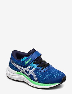 PRE EXCITE 7 PS - training shoes - asics blue/white