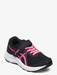 CONTEND 7 PS - schuhe - black/hot pink