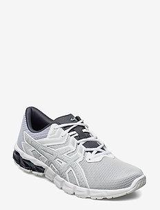 GEL-QUANTUM 90 2 - juoksukengät - white/piedmont grey